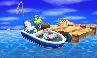Animal Crossing Tagebuch 15.Juli 2013