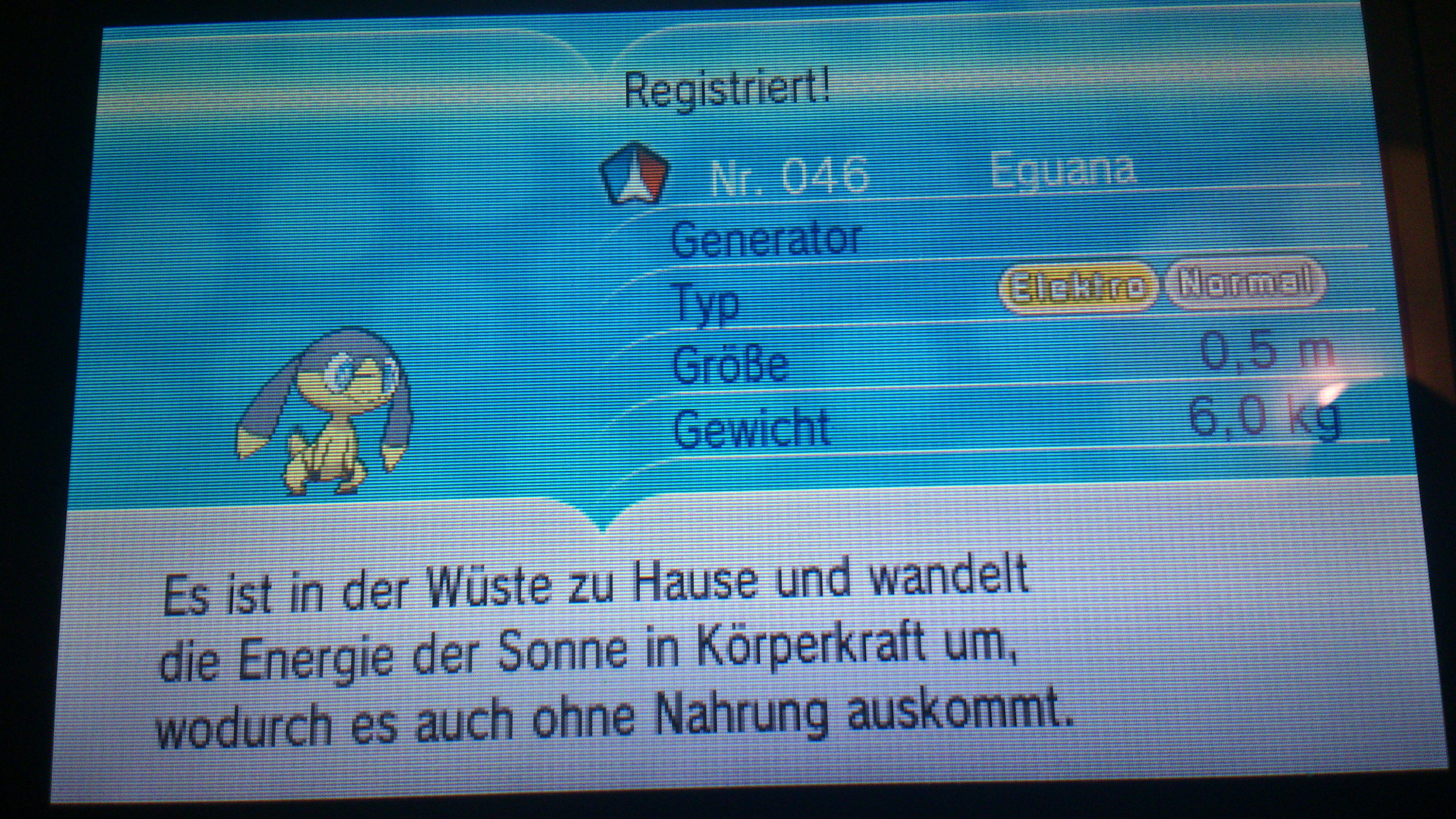 Mein Pokémon-Fangtagebuch – 13.10.