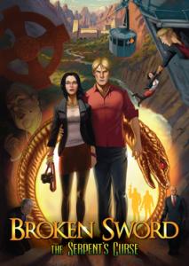 Broken_SwordThe_Serpent's_Lair_promotional_artwork