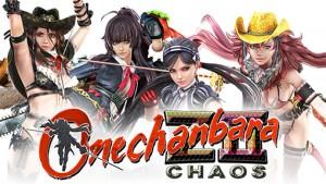 onechanbara-z2-chaos-logo